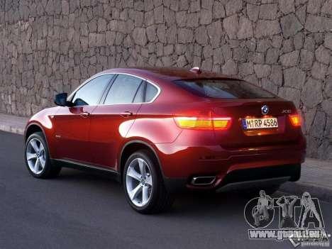 Écrans de chargement BMW X 6 pour GTA San Andreas dixième écran