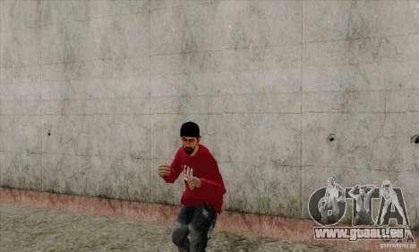 Haut-Ersatz Bmyst für GTA San Andreas fünften Screenshot