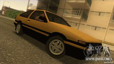 Shine Reflection ENBSeries v1.0.1 für GTA San Andreas dritten Screenshot