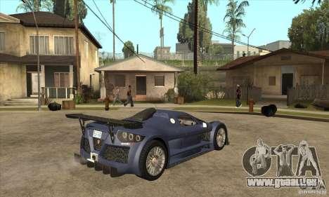Gumpert Apollo Sport für GTA San Andreas rechten Ansicht