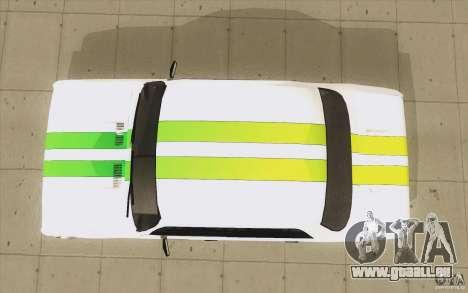 Fiat 125p pour GTA San Andreas salon