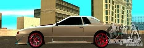 Elegy Drift Masters Final pour GTA San Andreas laissé vue