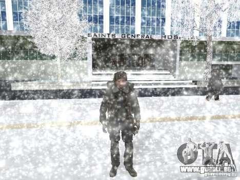 Die Mücke für GTA San Andreas zweiten Screenshot