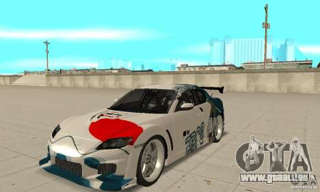 Mazda RX-8 NFS ProStreet pour GTA San Andreas