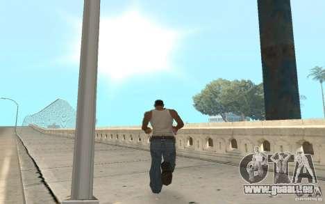 The best effects from GTA IV pour GTA San Andreas deuxième écran