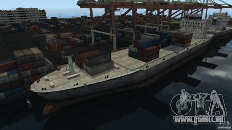 Tokyo Docks Drift für GTA 4 weiter Screenshot