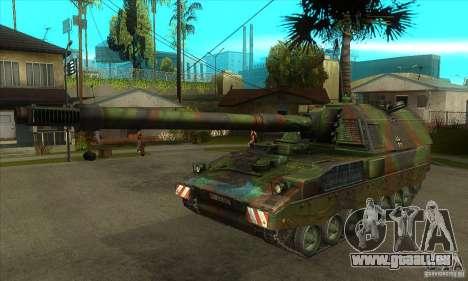 Panzerhaubitze 2000 für GTA San Andreas