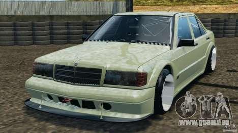 Mercedes-Benz 190E 2.3-16 sport für GTA 4