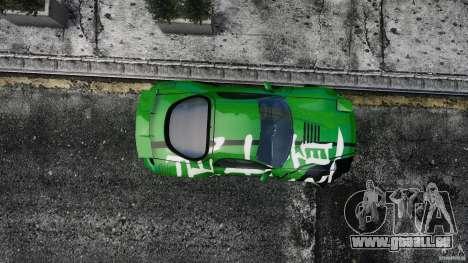 Mazda RX-7 Bushido für GTA 4 rechte Ansicht