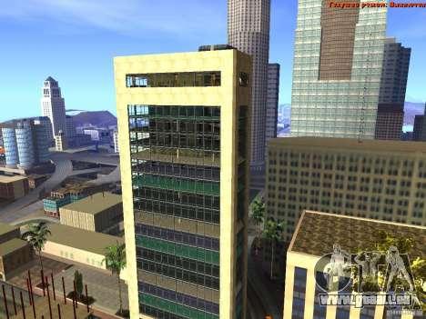 20th floor Mod V2 (Real Office) für GTA San Andreas dritten Screenshot