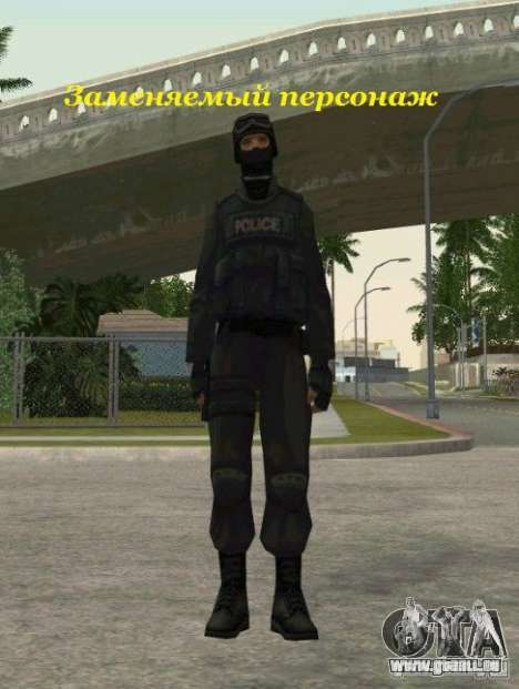 Peaux de S.T.A.L.K.E.R. pour GTA San Andreas