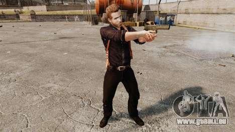 Ryan Reynolds (Nick Walker) für GTA 4 weiter Screenshot