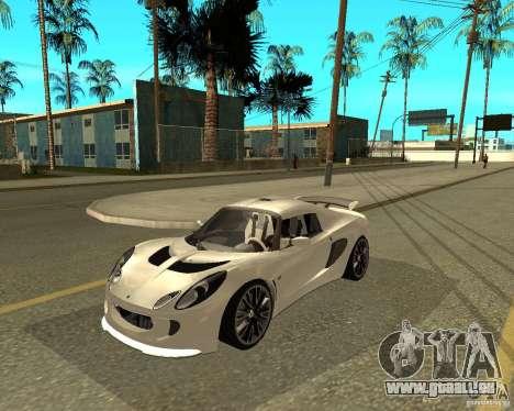 Lotus Exige pour GTA San Andreas