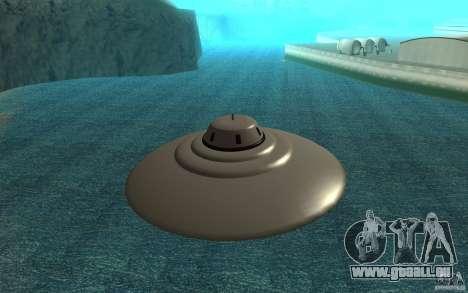 Bob Lazar Ufo für GTA San Andreas