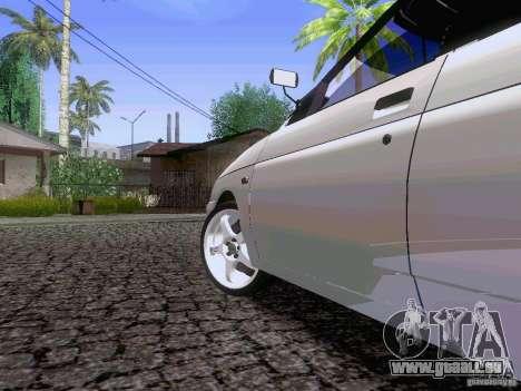 LADA 21103 Maxi für GTA San Andreas obere Ansicht
