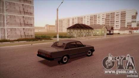 GAZ 31029 pour GTA San Andreas vue de droite