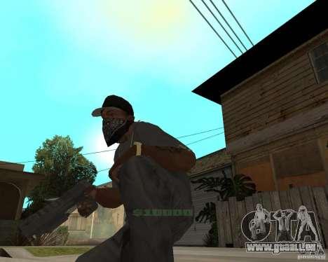 Desert Eagle von CoD: MW2 für GTA San Andreas zweiten Screenshot