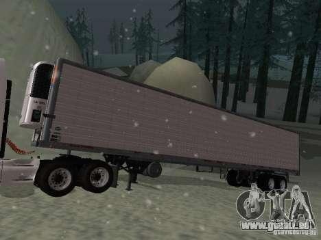 Kühlschrank-Trailer für GTA San Andreas
