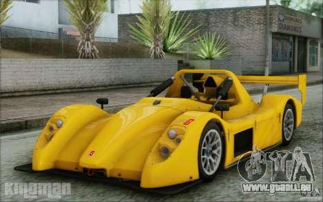 Radical SR3 RS 2009 pour GTA San Andreas