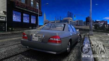 Nissan Laurel GC35 pour GTA 4 est une gauche