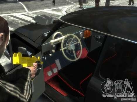 Gaz Volga 21 v8 pour GTA 4 est un droit