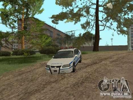 Police de GTA 4 pour GTA San Andreas