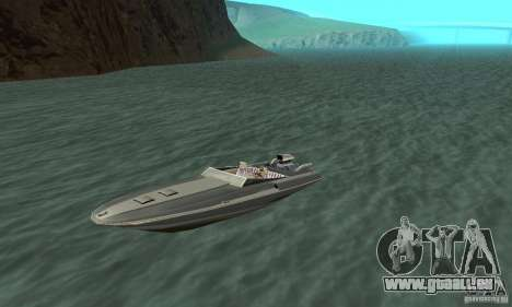 Tschilpjes Jetmax pour GTA San Andreas