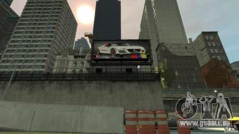 New gas station für GTA 4 achten Screenshot