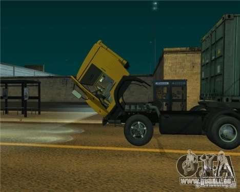 KAMAZ-54112 pour GTA San Andreas vue de droite