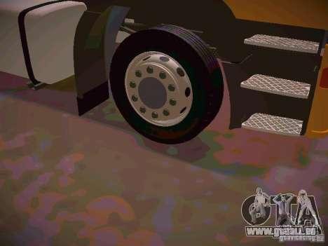 Iveco EuroTech pour GTA San Andreas vue arrière