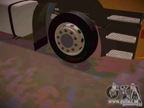 Iveco EuroTech für GTA San Andreas Rückansicht