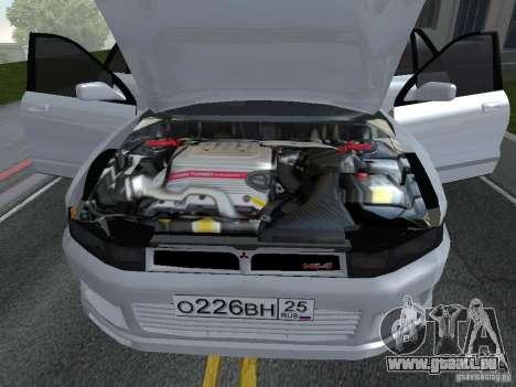 Mitsubishi Legnum für GTA San Andreas zurück linke Ansicht