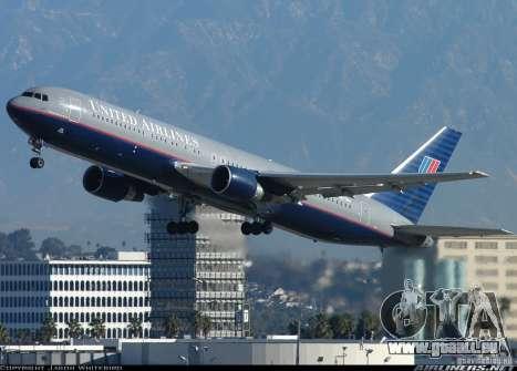 Laden Bildschirme Boeing 767 für GTA San Andreas siebten Screenshot