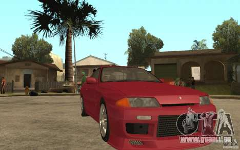 Nissan GTS-T 32 Beta pour GTA San Andreas vue arrière
