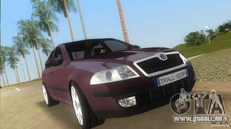 Skoda Octavia 2005 pour GTA Vice City