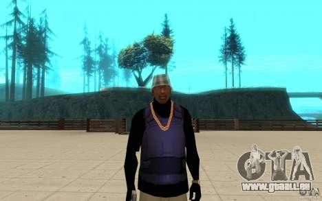Peau de Bronik 5 pour GTA San Andreas