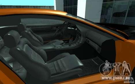 Mitsubishi 3000GT für GTA San Andreas rechten Ansicht