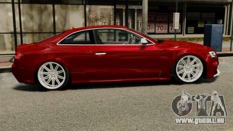 Audi RS5 2012 für GTA 4 linke Ansicht
