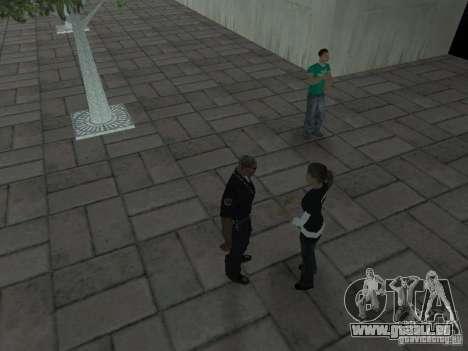 SFnews ou la possibilité de donner une interview pour GTA San Andreas troisième écran