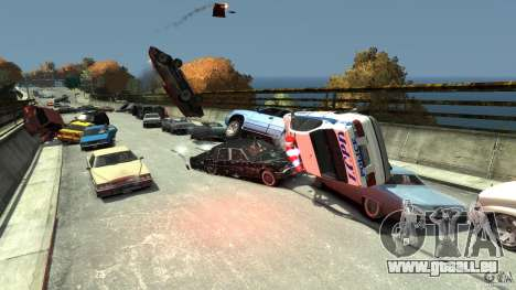 Heavy Car für GTA 4 sechsten Screenshot