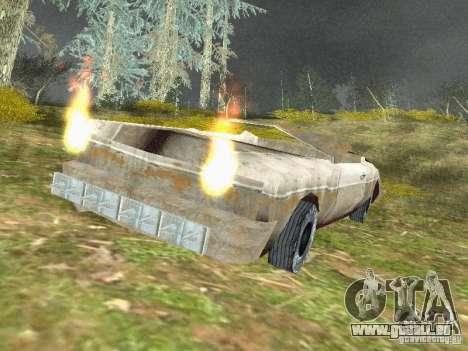 GhostCar pour GTA San Andreas deuxième écran