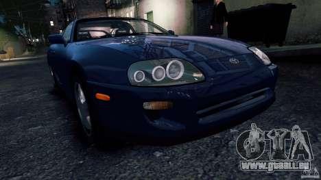 Toyota Supra RZ 1998 pour GTA 4