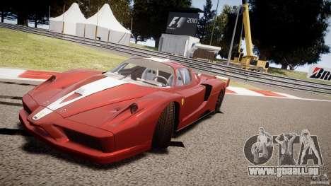 Ferrari FXX für GTA 4 Innen