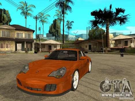 Porsche 911 Turbo S für GTA San Andreas