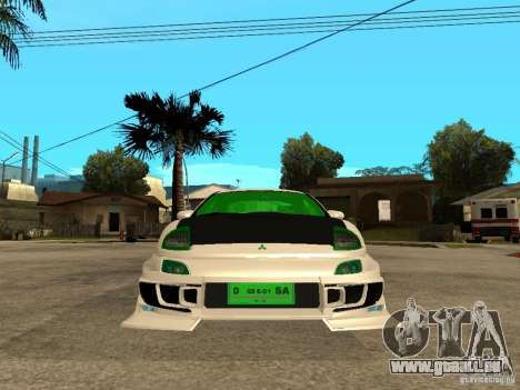Mitsubishi Eclipse Midnight Club 3 DUB Edition pour GTA San Andreas vue de droite
