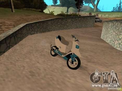 MBK Booster für GTA San Andreas