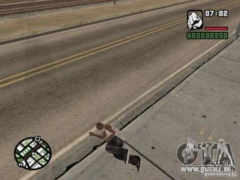 Sommeil pour GTA San Andreas troisième écran