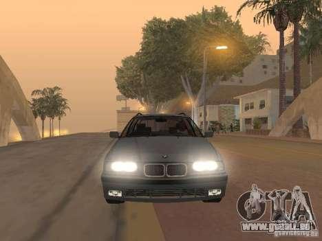 BMW 318 Touring pour GTA San Andreas vue de côté