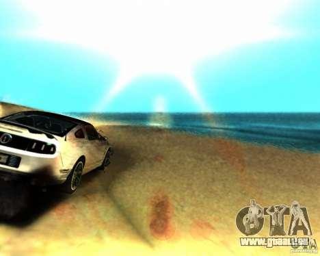 ENB For medium PC pour GTA San Andreas deuxième écran