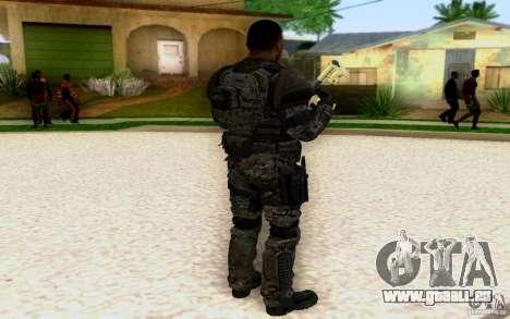 Salazar de CoD : BO2 pour GTA San Andreas deuxième écran